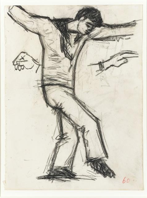, 'Dancing Sailor IV,' 1960, Osborne Samuel
