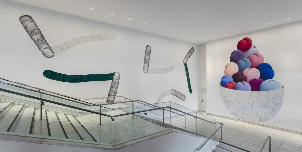 Installation view, Hammer Museum, Los Angeles, September 30, 2016-February 19, 2017. Photo: Brian Forrest.