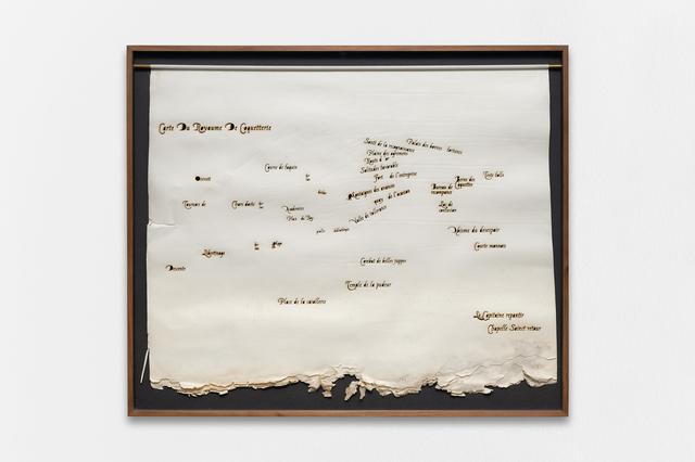 Guillaume Constantin, 'AU ROYAULE DE COQUETTERIE', 2015, Galerie Bertrand Grimont