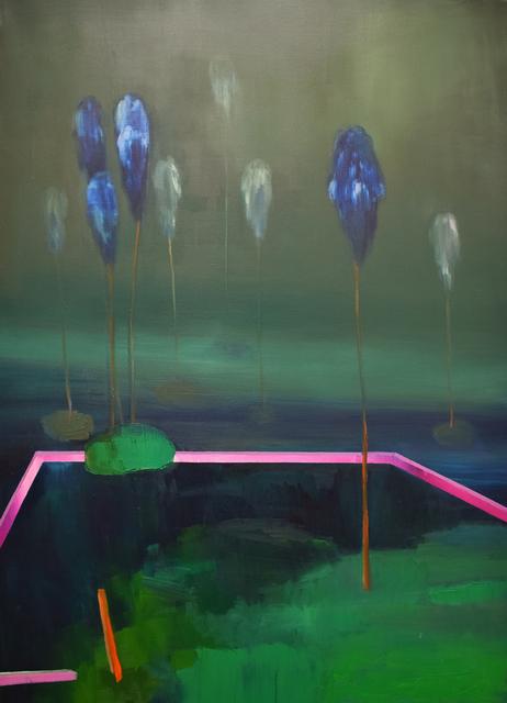 , 'Urban Islands,' 2016, Fernando Luis Alvarez Gallery