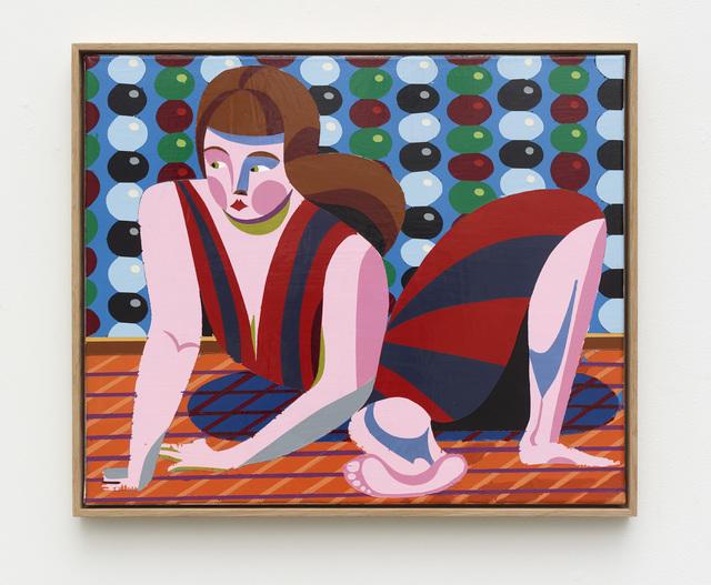 , 'Untitled (XIV),' 2015, Galleri Nicolai Wallner