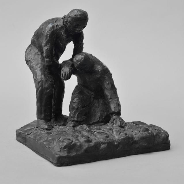 , 'Kvinde og Mand,' 2014, Galleri Susanne Ottesen