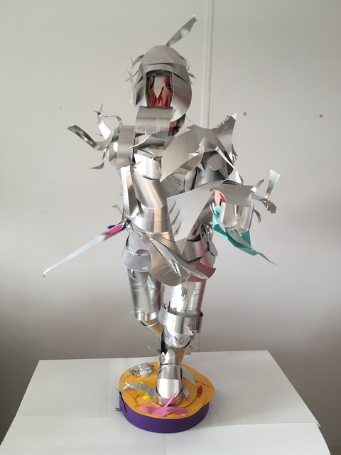 , 'Knight,' 2017, Kers Gallery