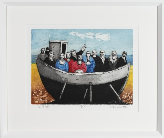 , 'The Boat,' Unspecified, Gallerí Fold
