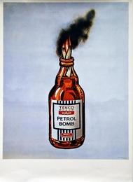Tesco Petrol Bomb