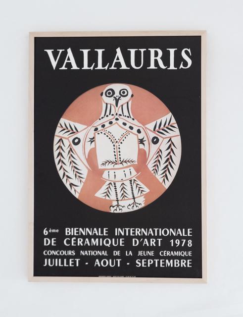 , 'Vallauris 6ème Biennale Internationale de la Céramique d'art 1978,' 1978, BASTIAN
