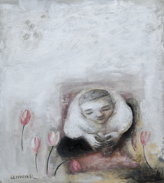, 'Under the Stars,' 2017, Galerie Lilja Zakirova
