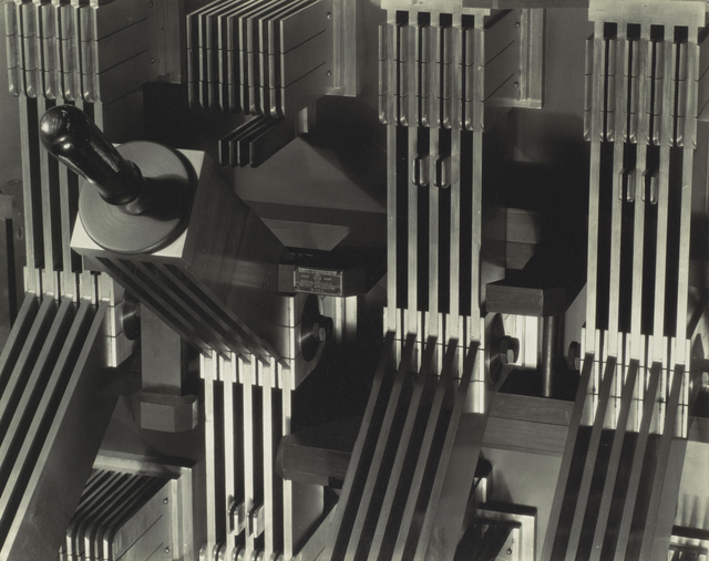 Ralph Steiner, 'Power Switches', ca. 1930, Print, Gelatin silver print, de Young Museum