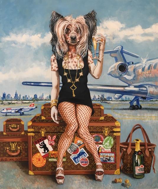 ", '""Bunny"" Back from Berlin,' , Isabella Garrucho Fine Art"
