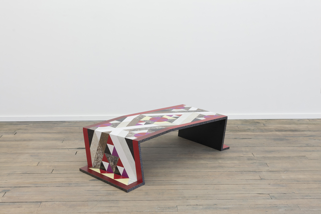 , 'Coffee table from Graphic Utopia,' 2014, Volume Gallery