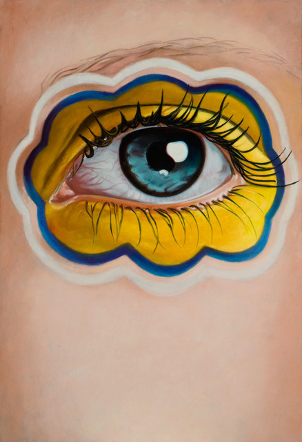 Richard Phillips, 'Eye Flower', 1997, Dallas Contemporary