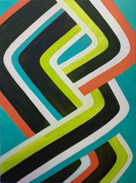 , 'Wayside,' 2016, Edward Thorp Gallery