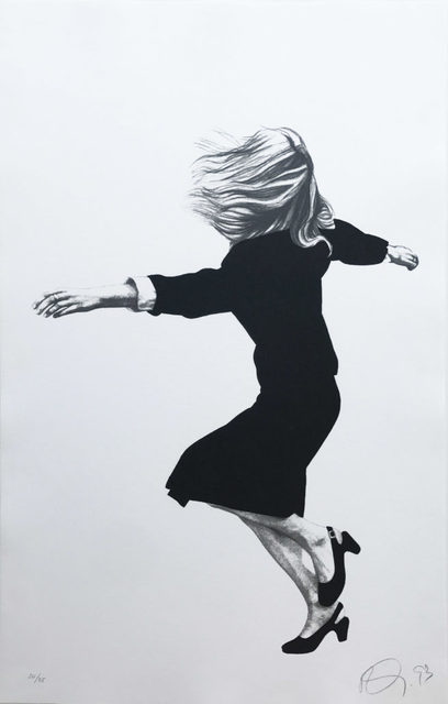 Robert Longo, 'Untitled (From the Men in the Cities series)', 1993, Hamilton-Selway Fine Art