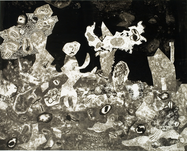 , ' La fermière (The Farmer's Wife),' ca. 1955, Hammer Museum