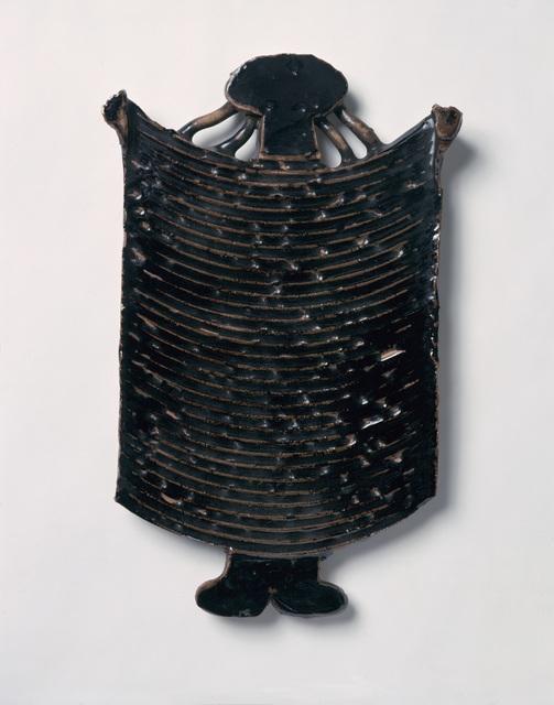 , 'Atsumi-san, Washboard Figure,' 1952, Noguchi Museum