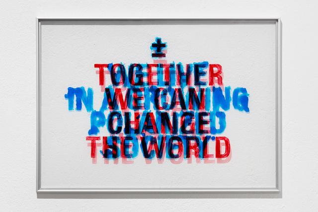 ±MaisMenos±, 'Resistance #2', 2019, Underdogs Gallery