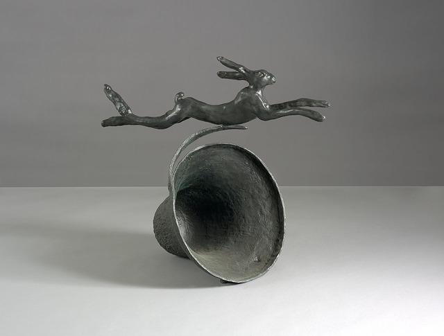 , 'Hare on Curly Bell,' 1980, Waddington Custot