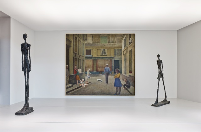 , 'Installation view, Fondation Beyeler at Art Basel 2014,' , Fondation Beyeler