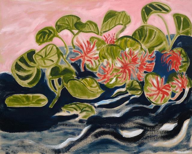 , 'Lotus Pond,' 2016, Projet Pangée