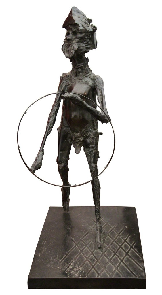 César, 'Napoléon jongleur,' 1986, Galerie Laurent Strouk