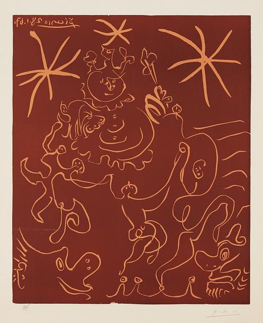 Pablo Picasso, 'Carnival', 1967, Phillips