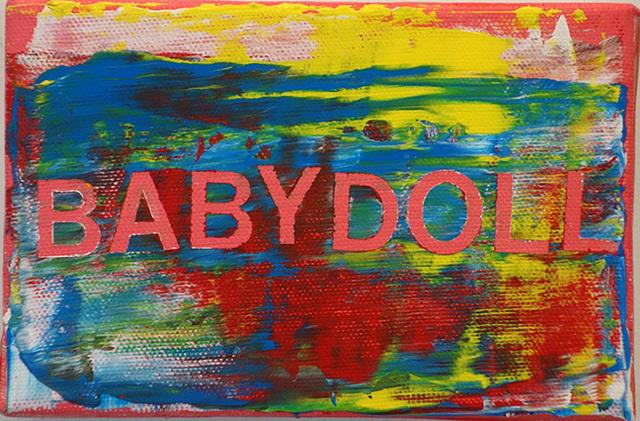 , 'Babydoll #2,' 2016, P.P.O.W