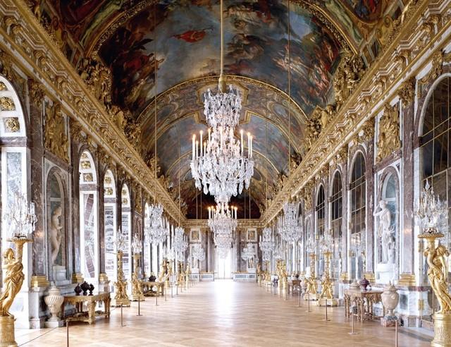 , 'Château de Versailles XII,' 2007, Ben Brown Fine Arts