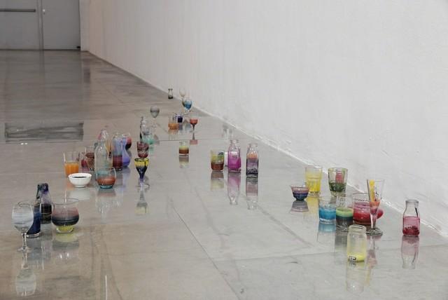 , 'Watermarks Project: Wuhan, Shanghai, Hong Kong,' 2012, Palais de Tokyo