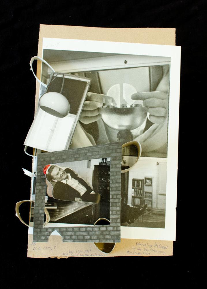 John Bock, 'Helmut Berger,' 2014, Anton Kern Gallery