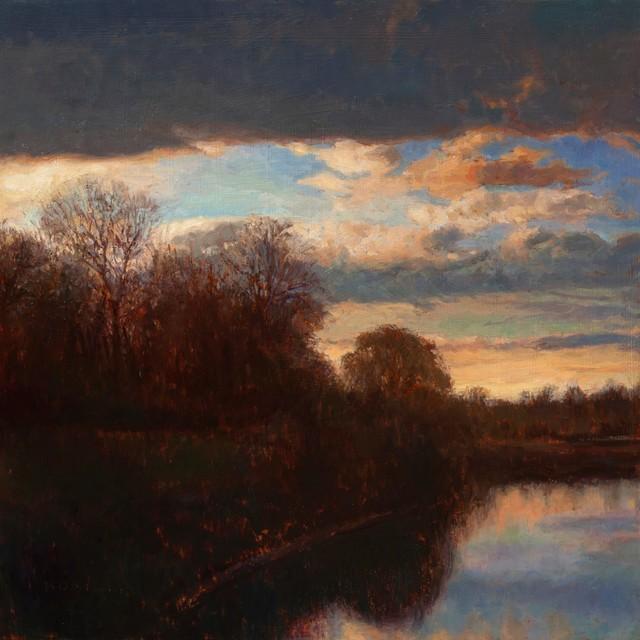 , 'First Run,' 2019, Abend Gallery