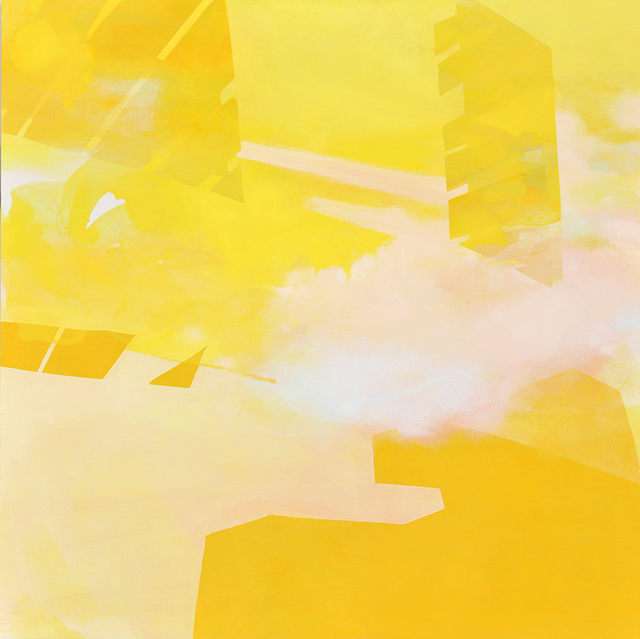 , 'Both side of the sky - yellow,' 2014, Art Front Gallery