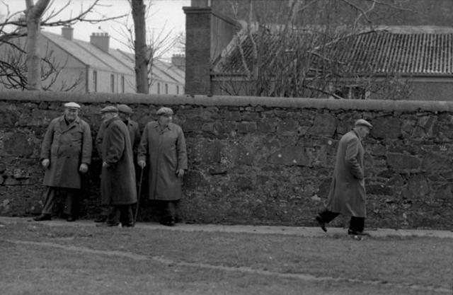 Linda McCartney, 'Old Men, Scotland', 1969, James Hyman Gallery