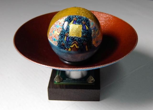 , 'Mandala Sake Cup,' 2015, Micheko Galerie