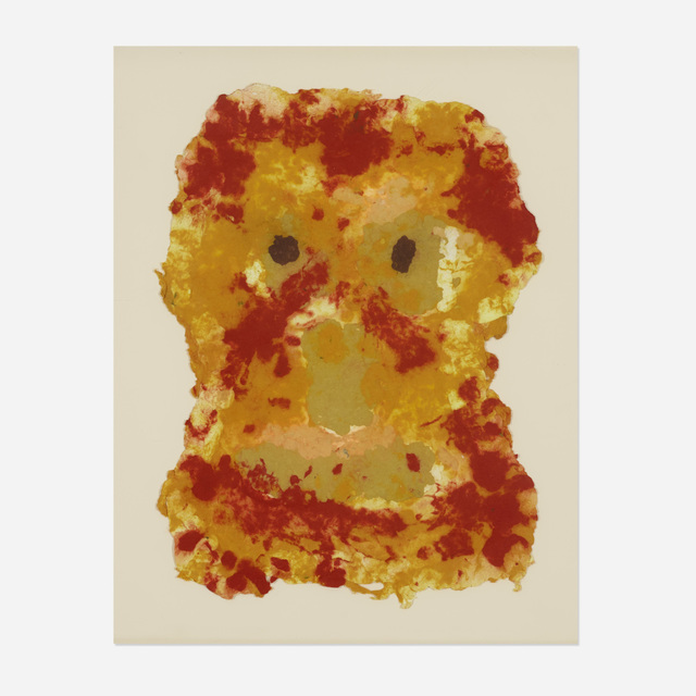 Rafael Ferrer, 'Mask', 1970, Wright