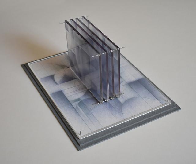 , 'Memory As Construction,' 2014, International Sculpture Center