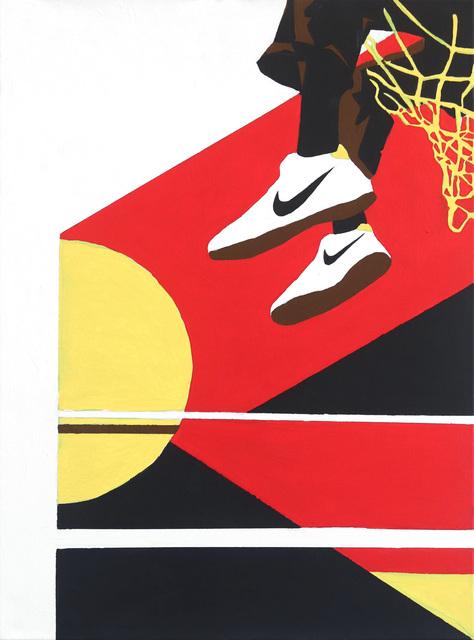 Danny Brown, 'Checks Over Stripes', 2019, Artspace Warehouse
