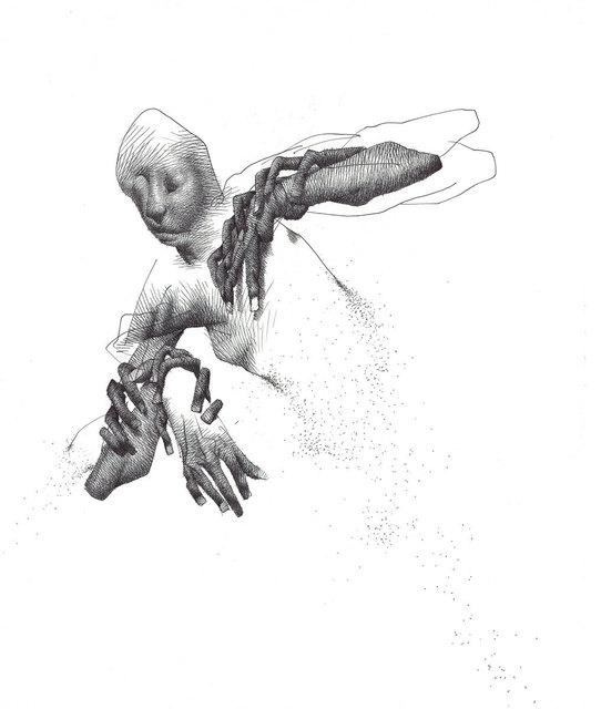 , 'Life Drawing,' 2018, Modern Eden
