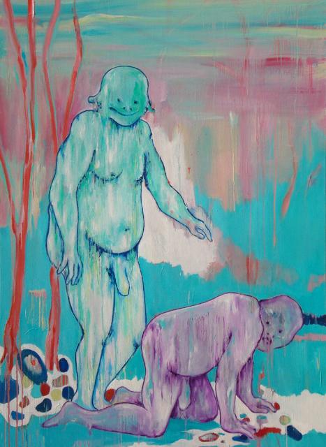 , 'Tuteur,' 2017, Galerie Thomas Bernard