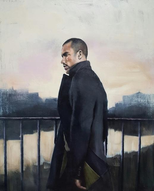 , 'River I,' 2017, Pontone Gallery