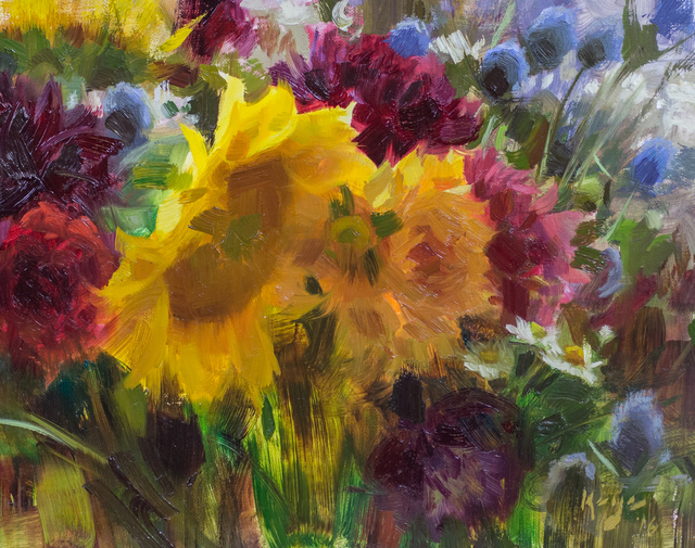 , 'Mixed Flowers,' , Gallery 1261