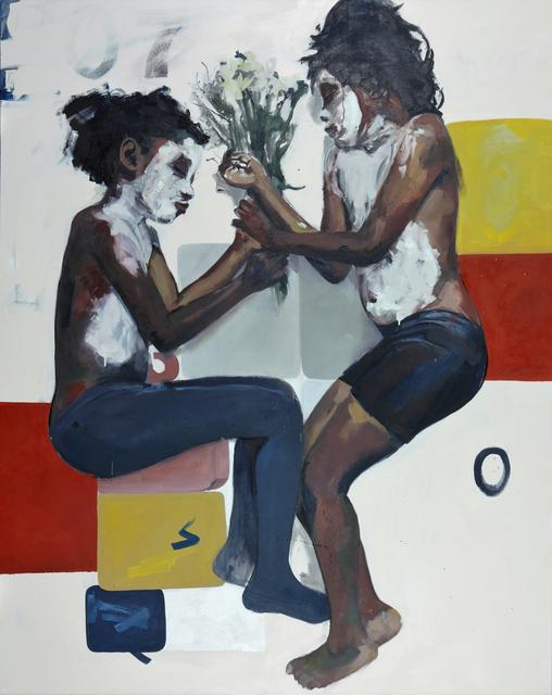 , 'Epilogue [Returning to the Garden],' 2016, Tyburn Gallery