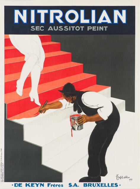 Leonetto Cappiello, 'Nitrolian', 1929, Posters, Lithograph, Larsen Gallery