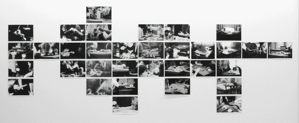 "Dorothee von Rechenberg, ""à table"", series, 2013| image: Dorothee von Rechenberg"