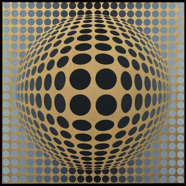 , 'Vega-Or,' 1969, Galerie de Souzy