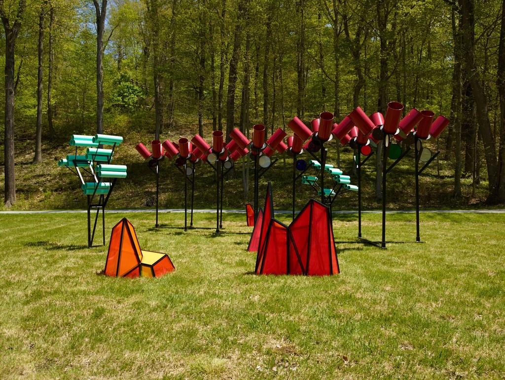 Dennis Oppenheim, Alternative Landscape Components, 2006 © Dennis Oppenheim. Courtesy Dennis Oppenheim Estate. Photo: Jeffrey Sturges