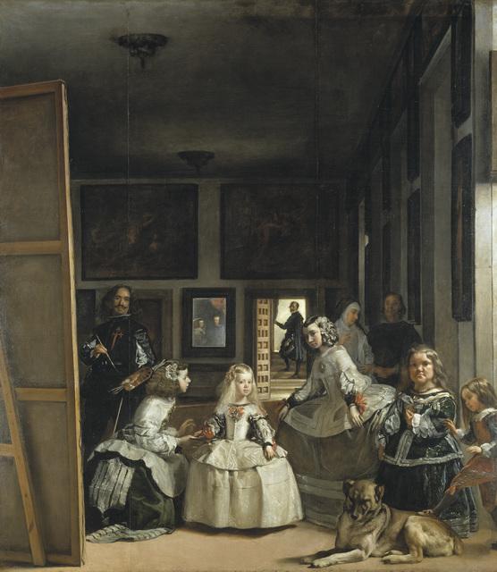 Diego Velázquez, 'Las Meninas', 1656, Museo Nacional del Prado