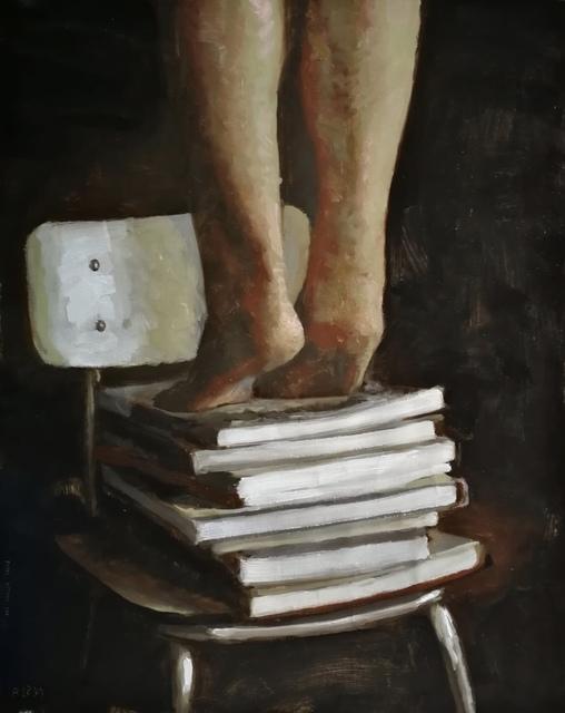 Rafel Bestard, 'Book', 2019, Painting, Oil on canvas, Galeria Contrast