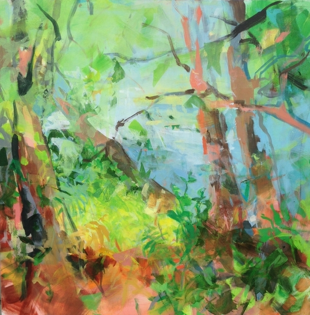 , 'Engagement With a Forest,' 2018, Vivid Art Gallery
