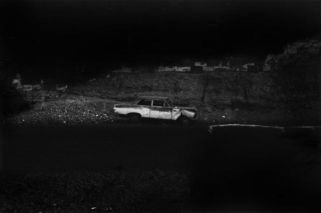 , 'Cairo,' 1992, Quadrado Azul
