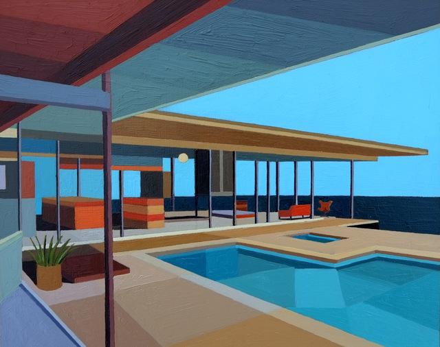 , 'Red Stahl,' 2016, Cynthia Corbett Gallery